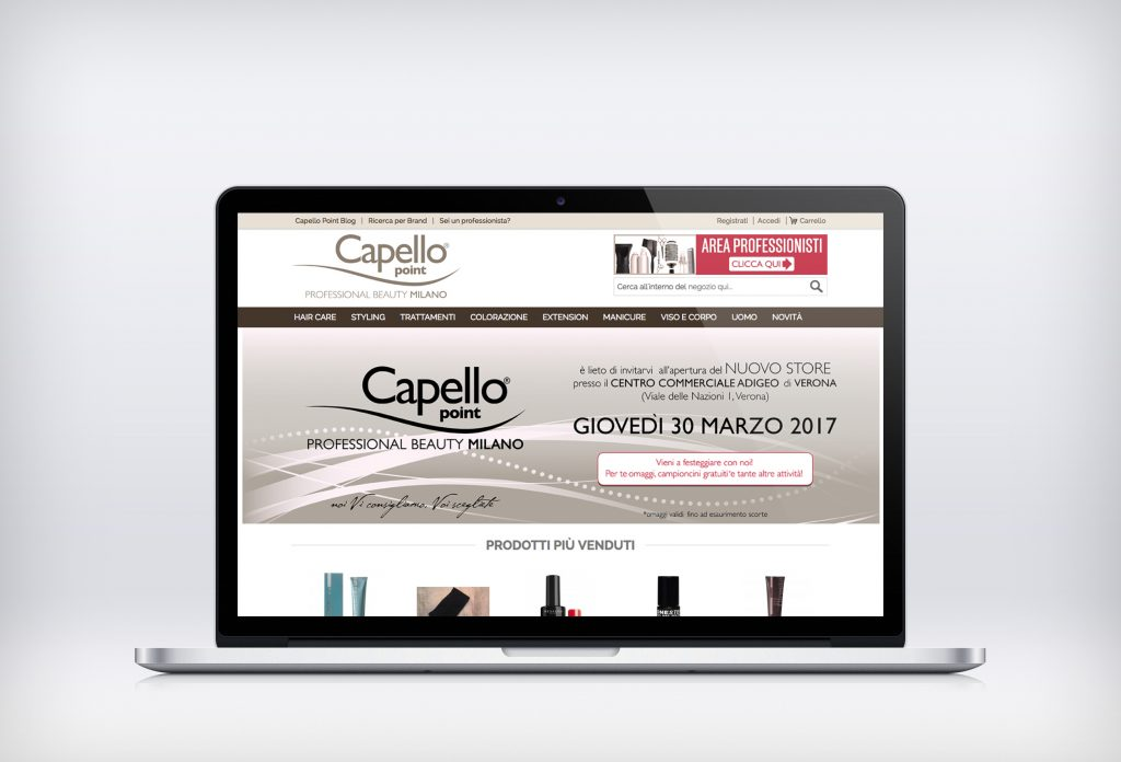 CapelloPoint - Website and Web Marketing
